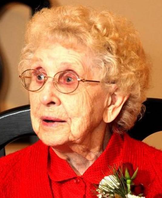 Obituary of Olga L. Hokanson   Lind Funeral Home